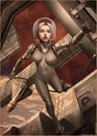 Space Girl Tweaked
