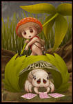 The Mushroom Orphan's Heloise