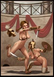 GLADIATRIX GAMES by Ferres