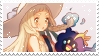 lillie stamp by sorrystamps