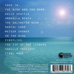 My 'Ocean Eyes' design - Back Cover by MysticSena