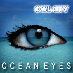 My 'Ocean Eyes' Design - Front Cover by MysticSena