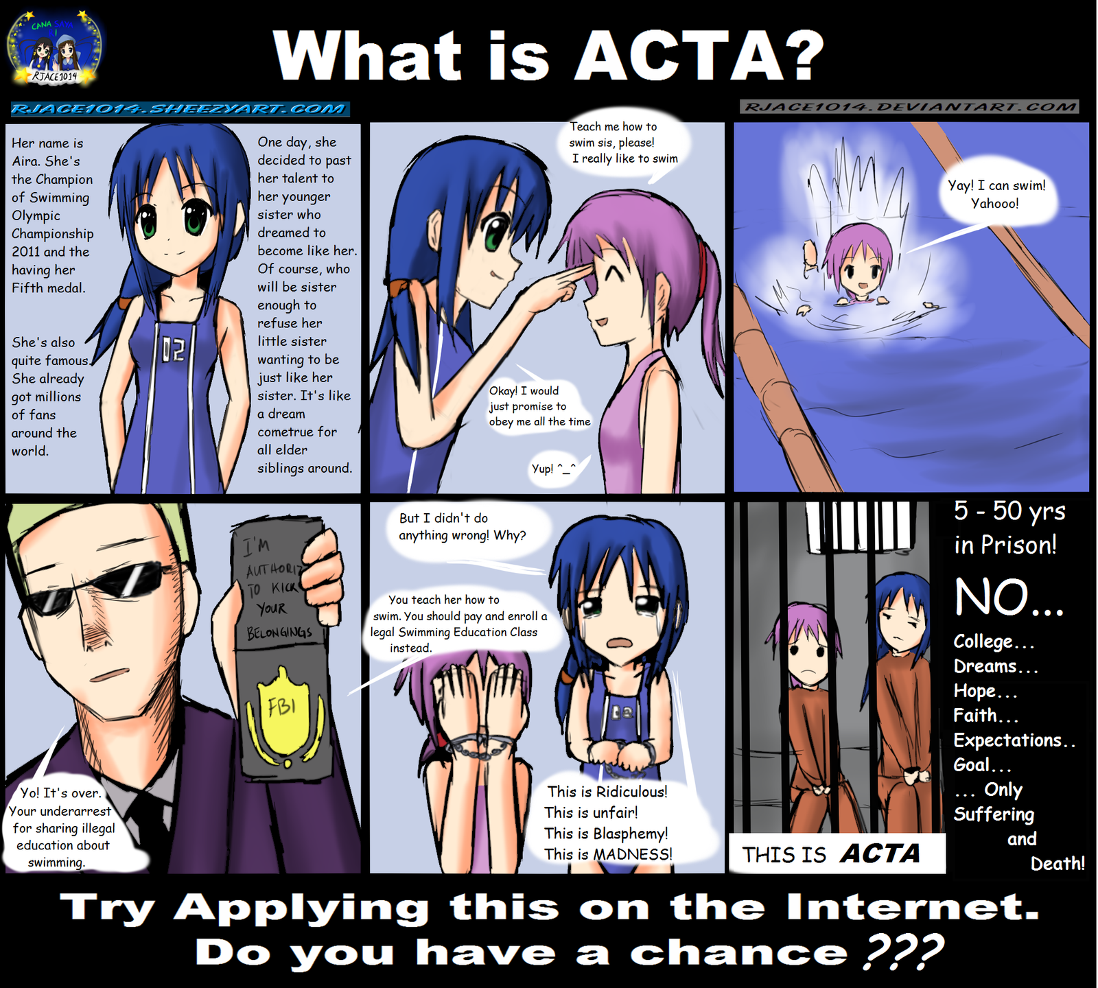 A.C.T.A (All Cats Training Association?) by RJAce1014