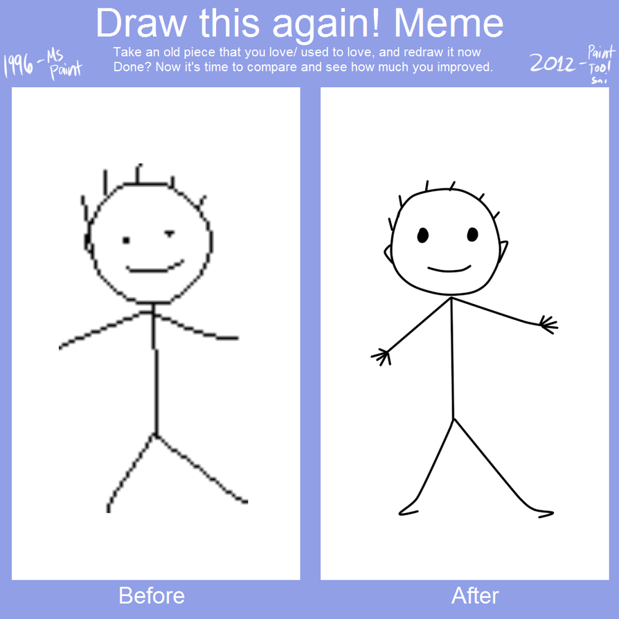Line Drawing Meme : Parody draw these meme by rjace on deviantart