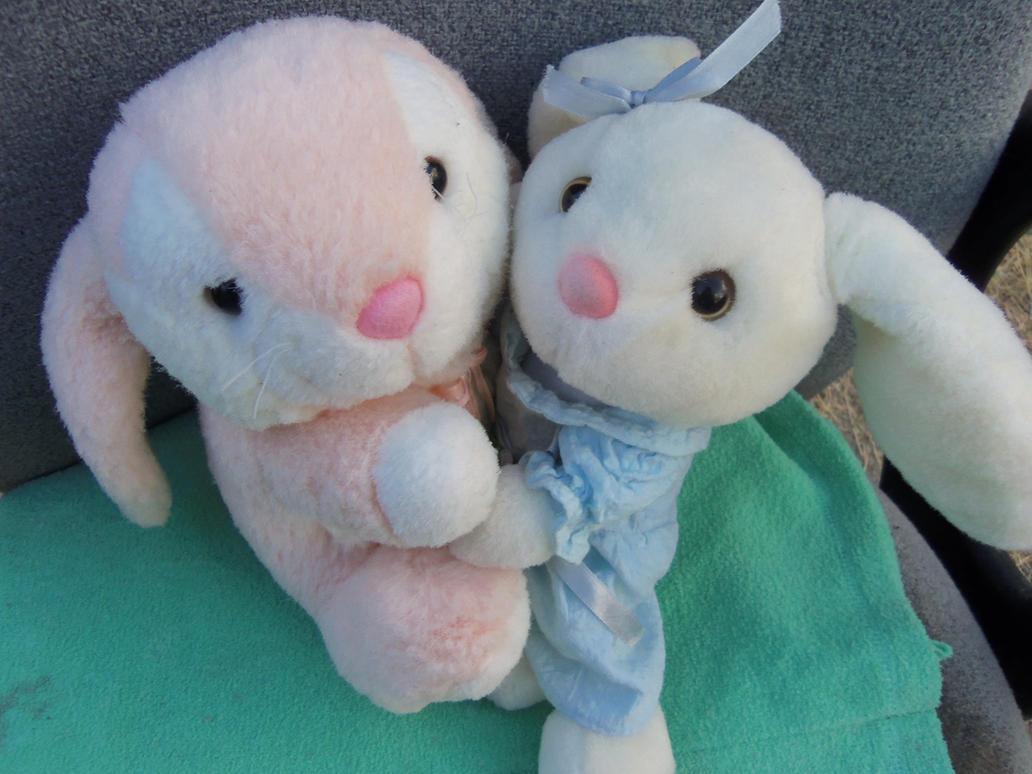 The Bunny Hug 1 by RJAce1014