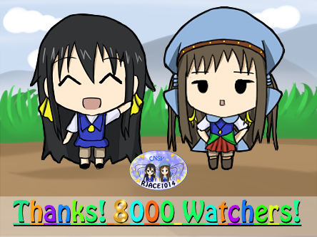 8000 Watcher Achievement! by RJAce1014
