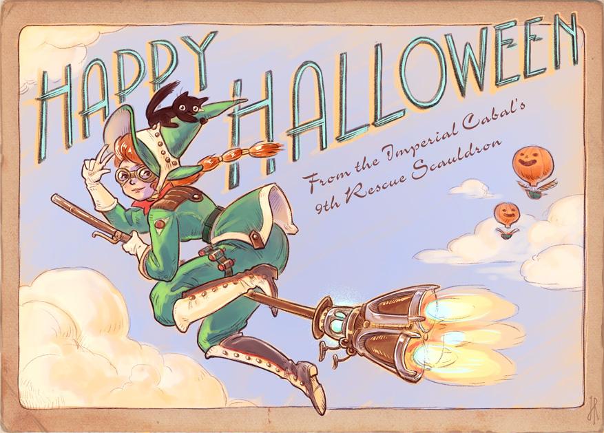 Halloween 2015 by jorioux