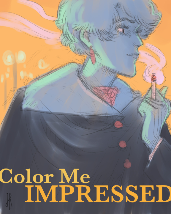 Color Me Impressed2 by jorioux