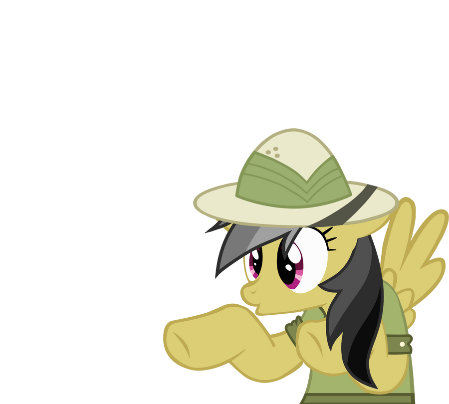 Daring Do oooo by frozenfish696