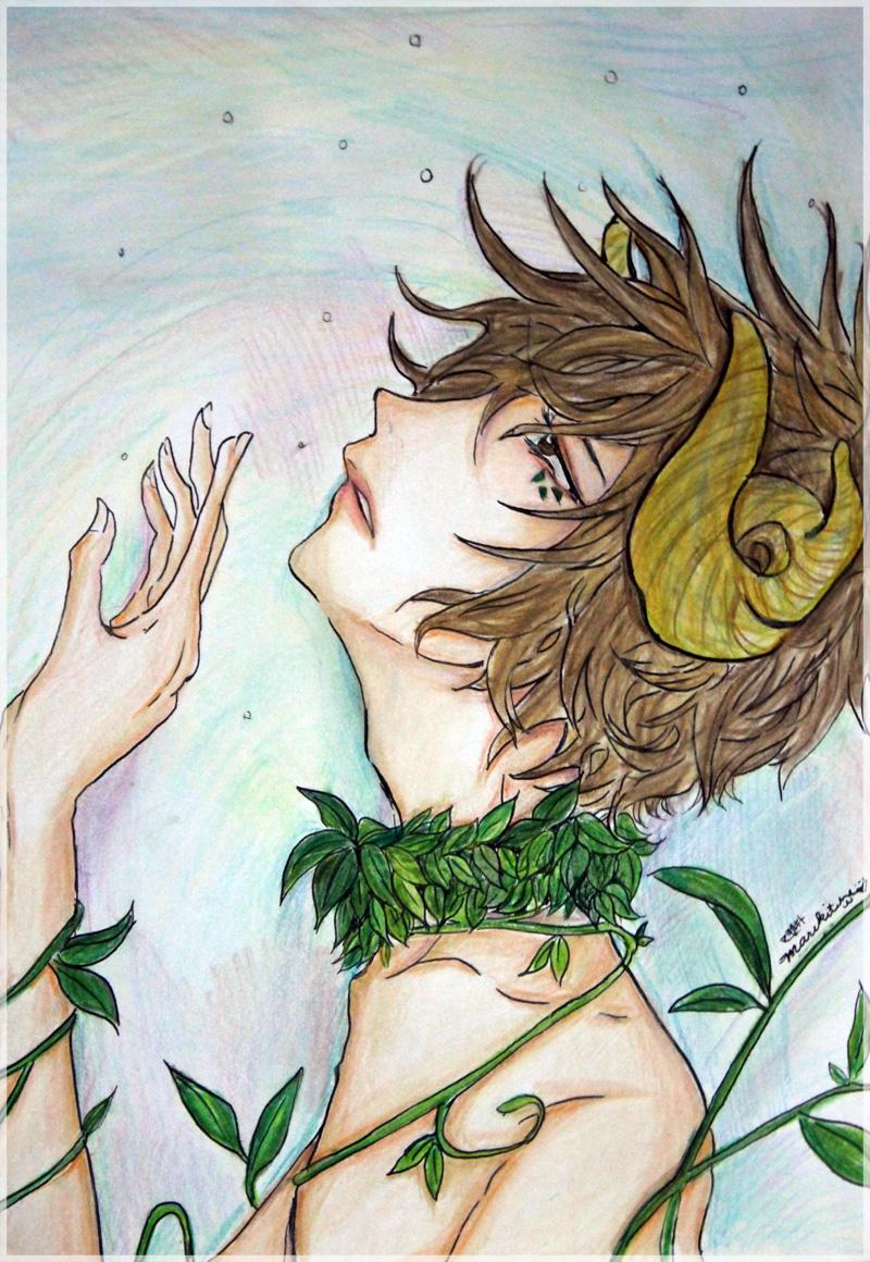 Infinite Stage: Floralia: Elaian by marikit