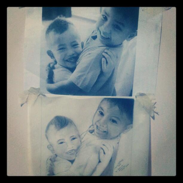 Brotherly Love by marikit