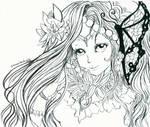 Infinite Stage: Floralia: Anda (Inks)