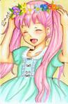 Baby Yuuko by littlemissmarikit