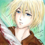 Armin Arlert again