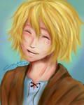 Armin: Laugh until You Cry by littlemissmarikit