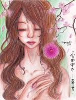 Kokoro No Naka De Shiawase by littlemissmarikit