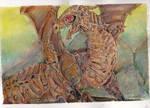 Festus the dragon