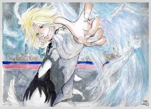 Yuri On Ice: Yuri Plisetsky's Agape