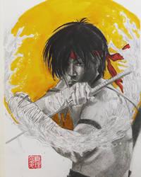 The Secret Creed: Ninja