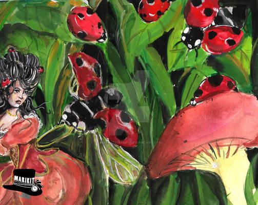 004: Ladybug