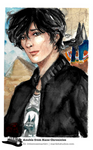 Anubis from Kane Chronicles