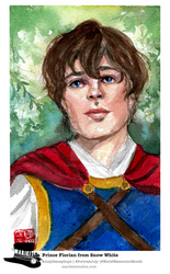 Prince Florian of Snow White