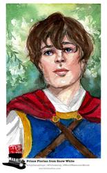 Prince Florian of Snow White
