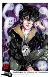 Nico Di Angelo,Son of Hades