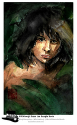 23 Mowgli from Jungle Book