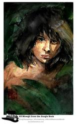 23 Mowgli from Jungle Book
