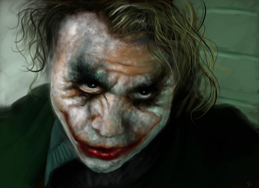 Joker by itoko-sempai