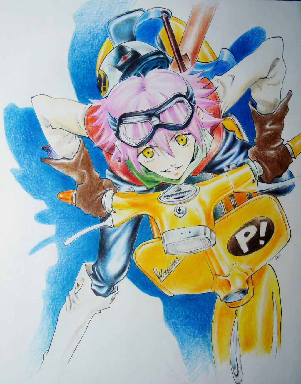 Haruko by itoko-sempai