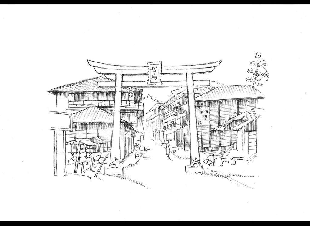 Japon.2 by itoko-sempai