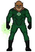 Movie Kilowog by DeadStreak