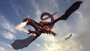 Dragons - Curvy 3D 4.0 by Curvy3D
