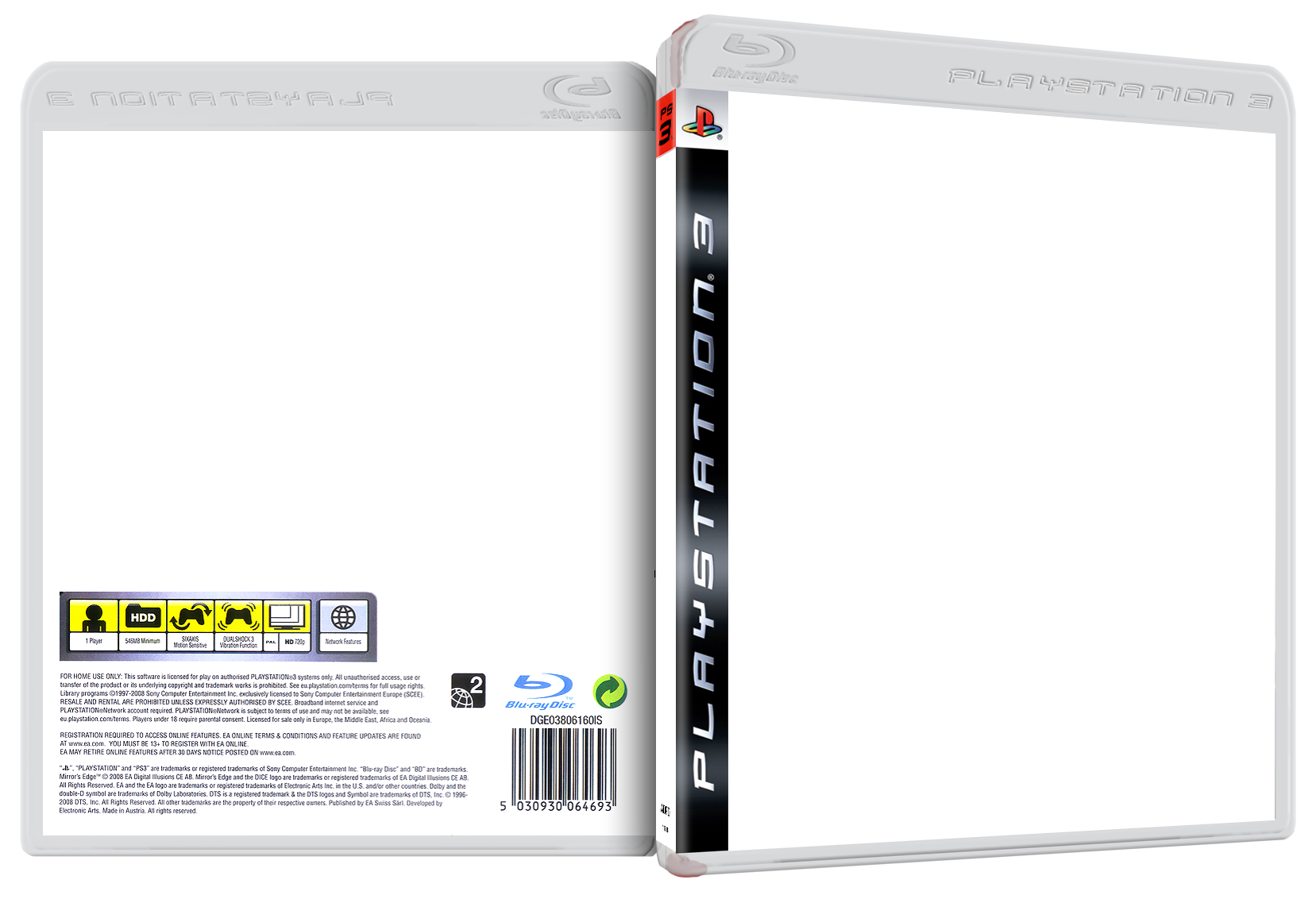 ps3 cover template playstation 3 w ps move and 3d
