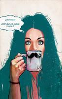 Marina by le0arts
