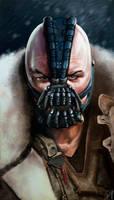Bane TDKR Tom Hardy The Dark Knight Rises