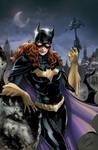 Batgirl color for DC Comics