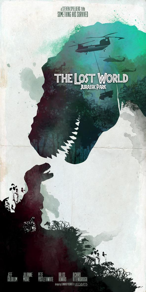 Jurassic Park 4 Poster