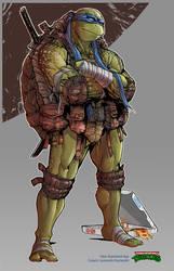 TMNT Leonardo.