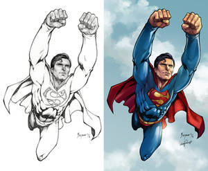 Superman 1978 Christopher Reeve (color)