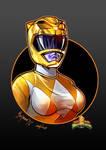 Power Rangers Trini Kwan/Yellow Ranger