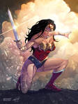 Wonder Woman DC COMICS (colors)