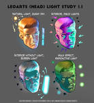 Head men light study 1.1