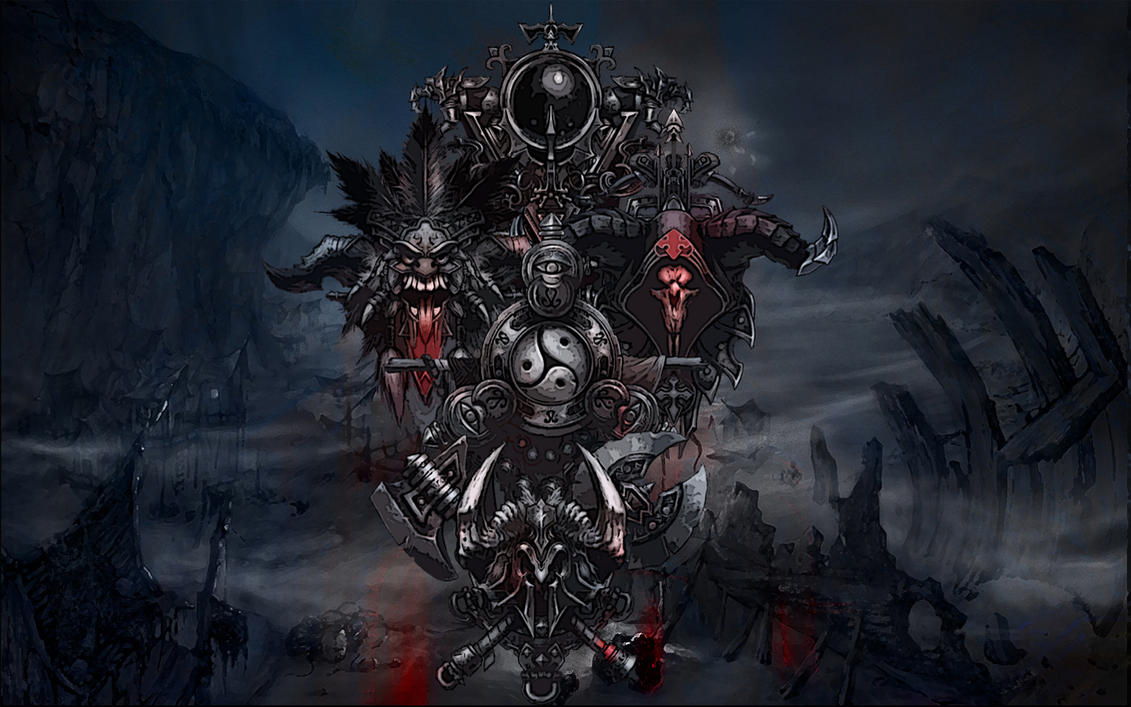 Diablo 3 Crests by SBlister