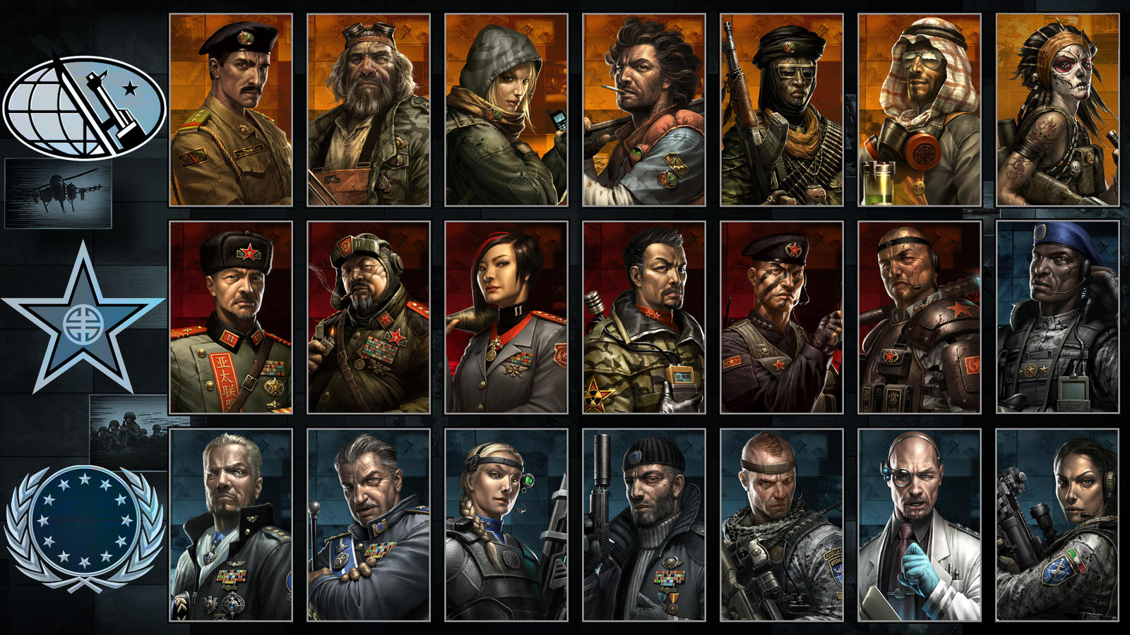 Command and Conquer Generals 2 by Sinistha on DeviantArt