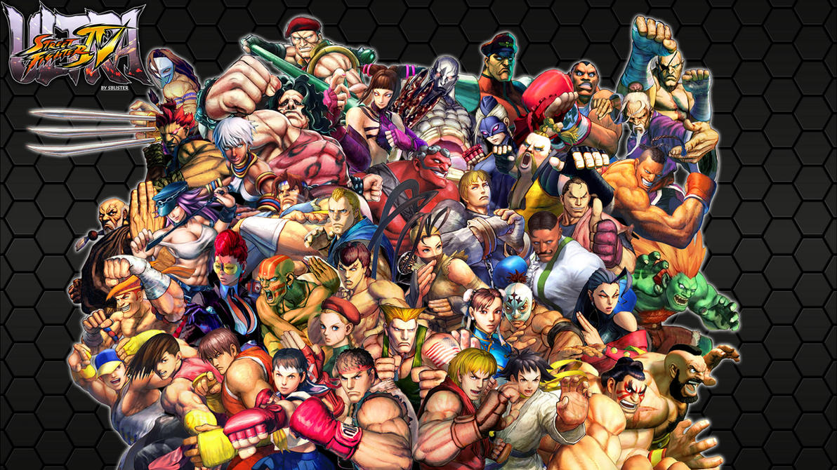 Ultra Street Fighter Iv Wallpaper By Sblister On Deviantart