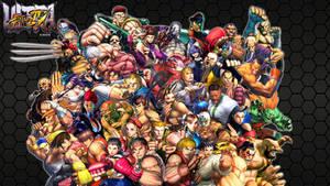 Ultra Street Fighter IV Wallpaper