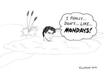 Mondays by CynFinnegan